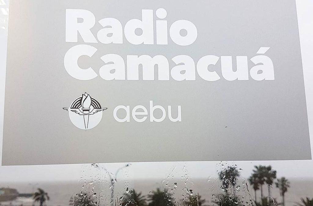 Homenaje a Julio Escudero en Camacuá y Reconquista