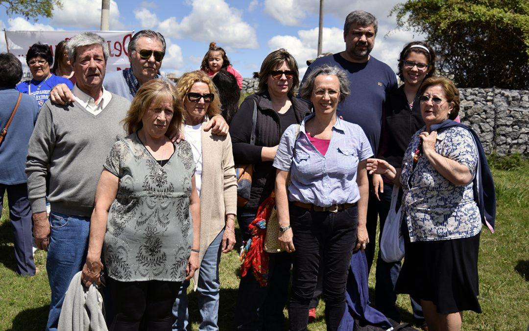 Homenajes a Alfredo Bosco en Mercedes, donde se construye un Memorial de los Desaparecidos
