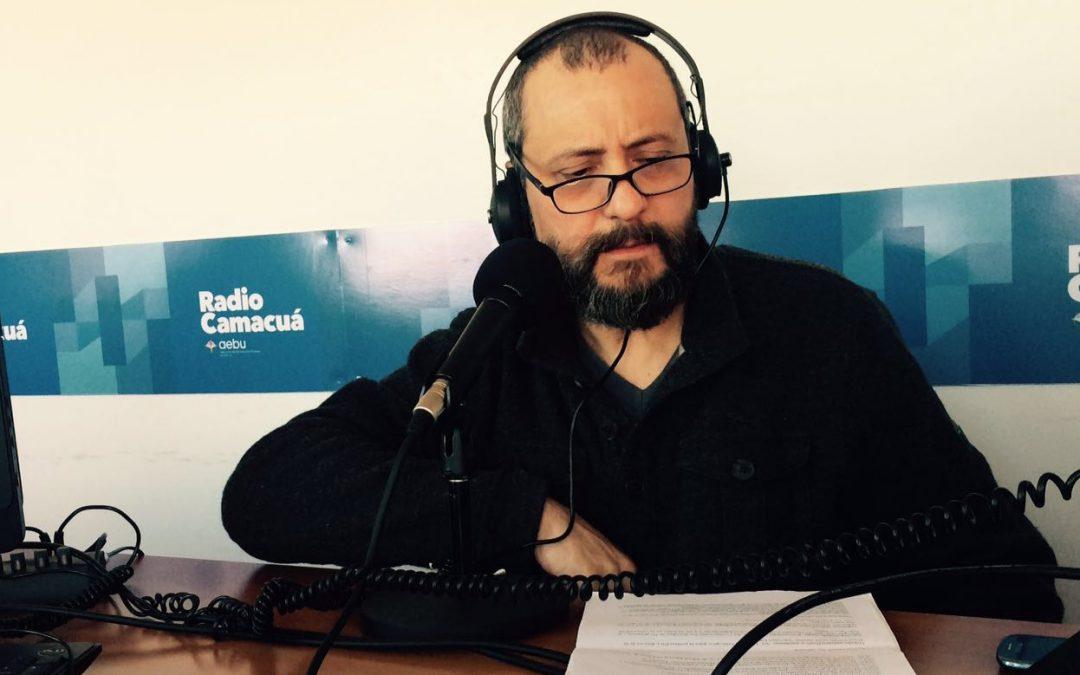 Entrevista a Nelson De León, deportes y actualización de AND en Camacuá y Reconquista