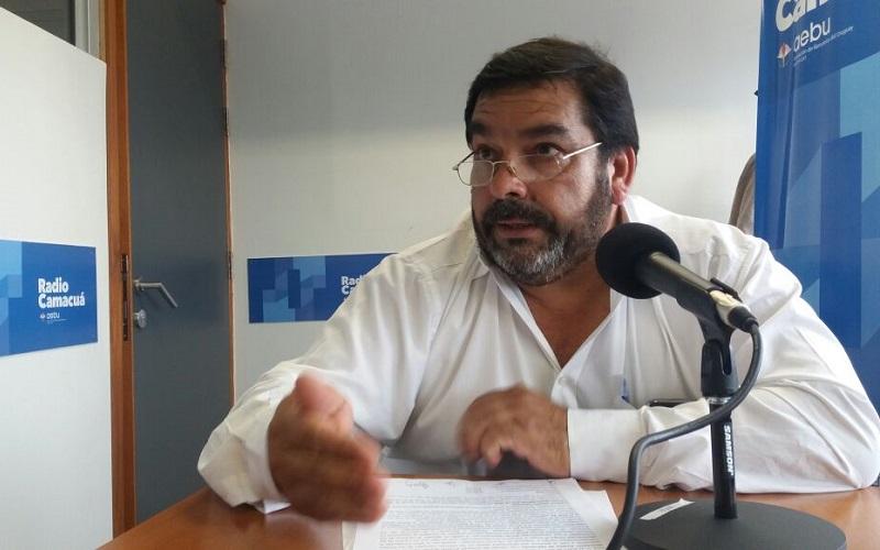 Entrevista con Rubén Baptista, columna del PIT-CNT, noticias y más en Camacuá y Reconquista