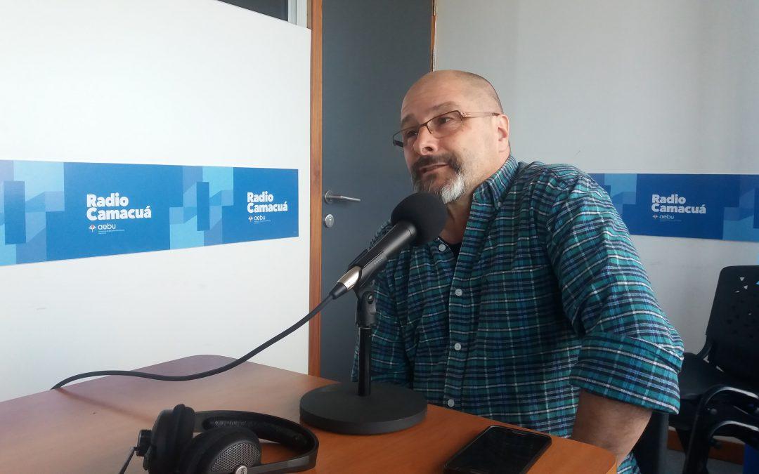 """Dante Romero: """"la herramienta sindical es insustituible"""""""
