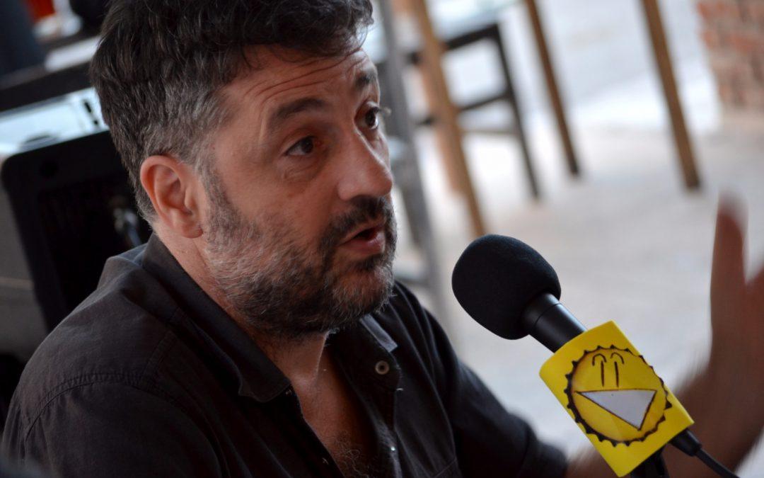 Entrevista a Garo Arakelian en El Triángulo Obtuso
