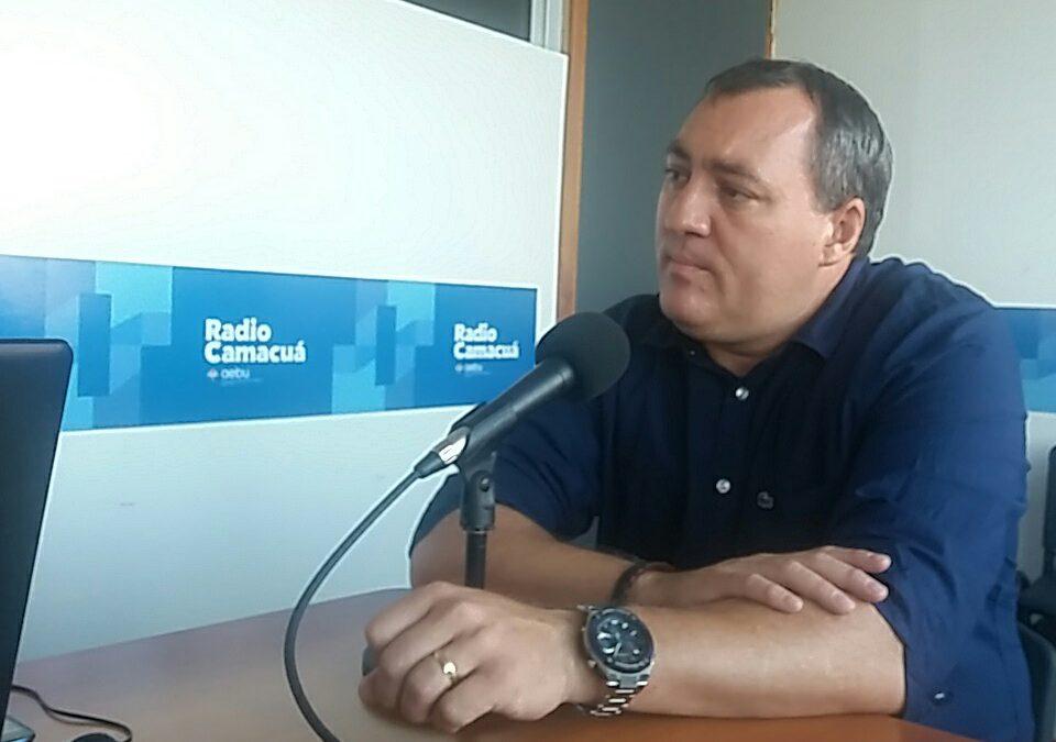 """Marcio Monzane: """"UNI quiere generar unidad"""""""