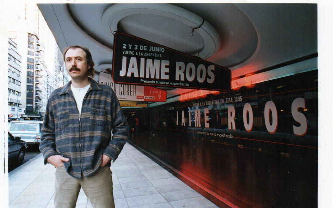Jaime Roos en Musical Mente