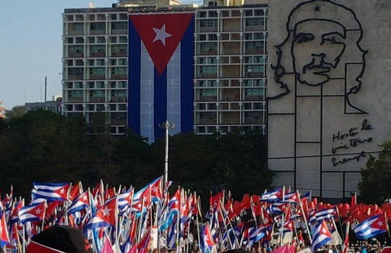 Cómo fue el primer Día de los Trabajadores en Cuba sin Fidel