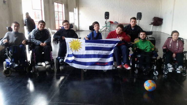 La selección de Powerchair y un sueño mundial