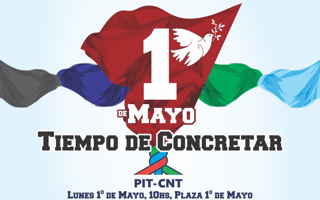 #TiempodeConcretar   Transmisión especial del 1° de Mayo en Radio Camacuá