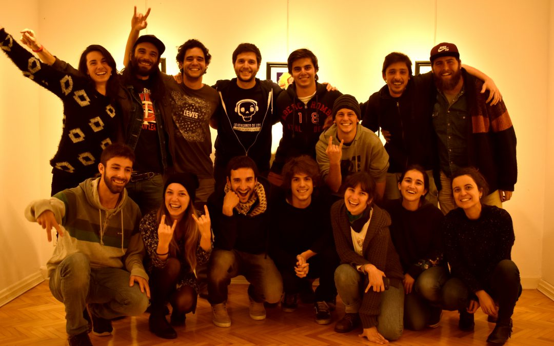 Entrevista a Jaime Clara en La venganza de los perdedores