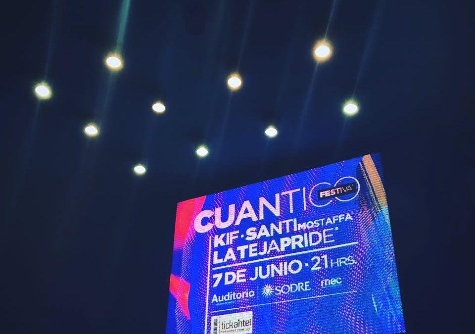 Cuantico Festiva' | KIF · Santi Mostaffa · latejapride*