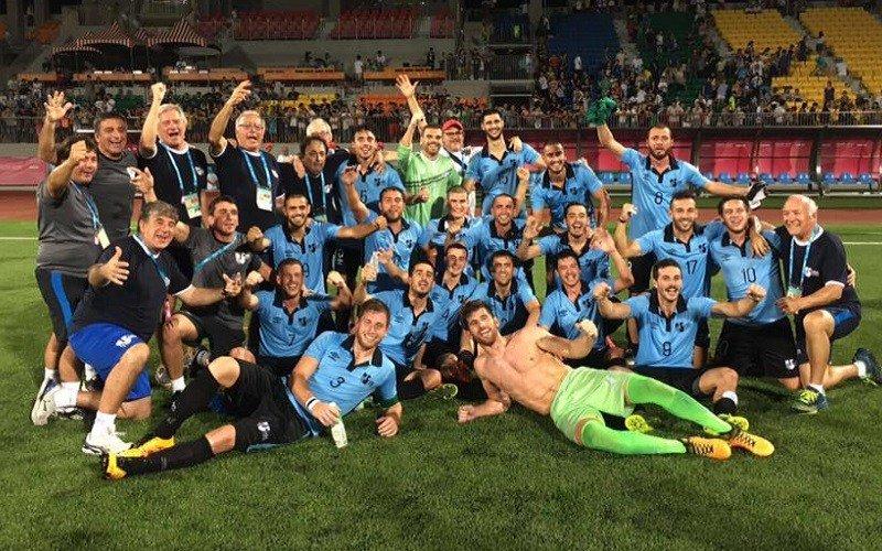 Los futbolistas amateurs que conquistaron Taiwán