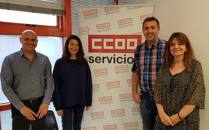 Rico intercambio en España