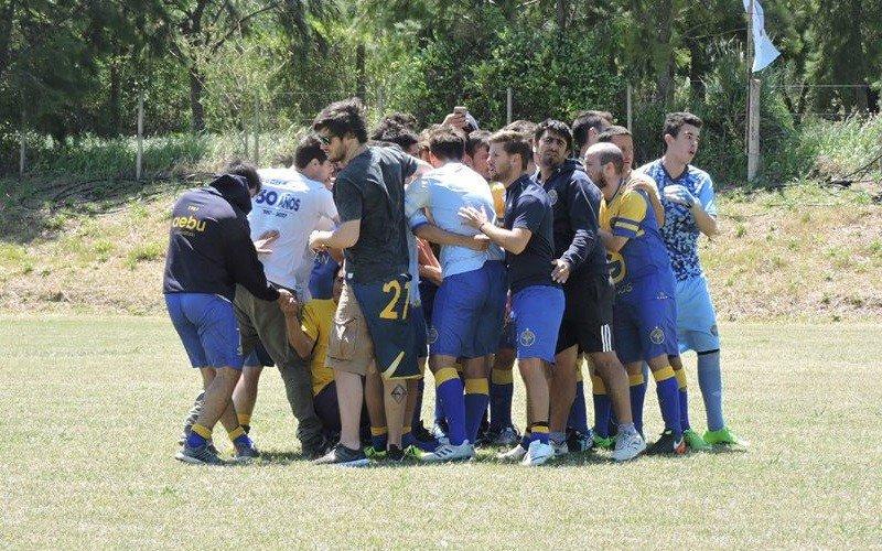 El ascenso de AEBU Fútbol por Bruno Reyes