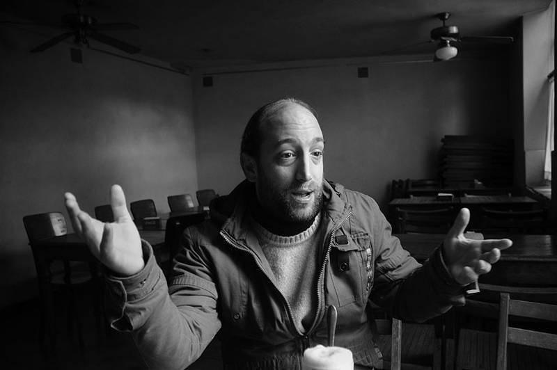 """Javier Zubillaga presenta su nuevo disco """"Mentira"""""""
