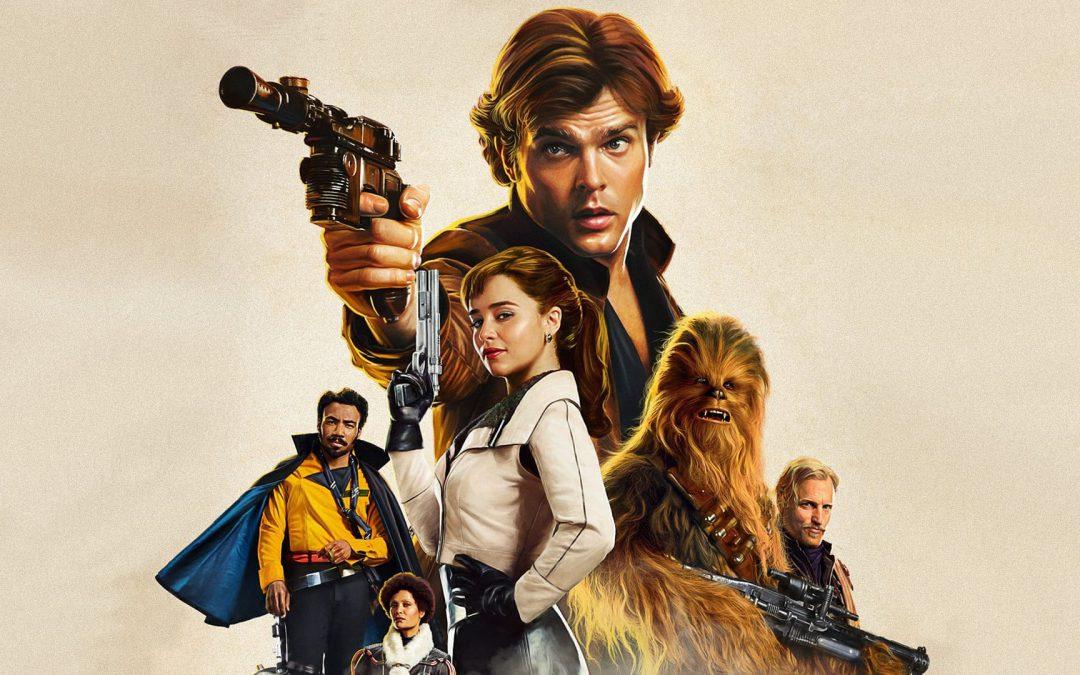 Solo: Una historia de Star Wars y Deadpool 2