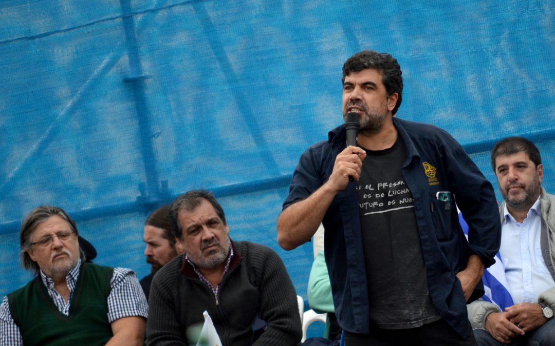 Ley de negociación colectiva, redistribución de la riqueza y situación de Brasil… Algunos puntos destacados del 1° de mayo
