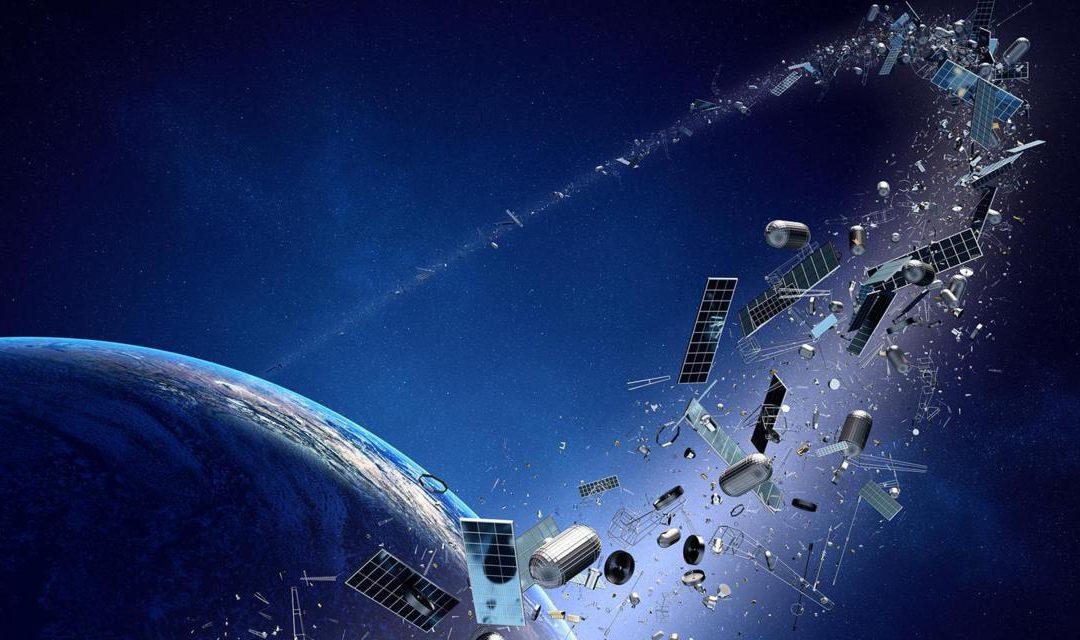 Del Sputnik 1 al Antelsat: Satélites