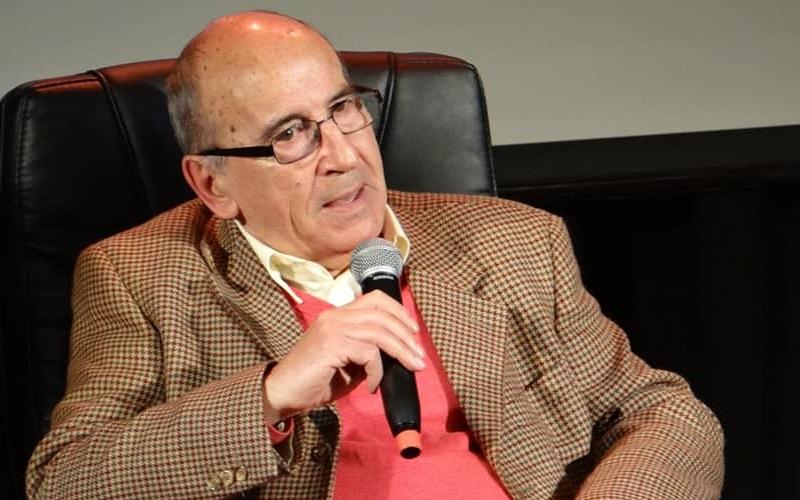 Las Palabras Guardadas: Mario Delgado Aparaín