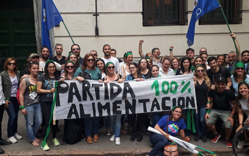 Trabajadores de la ANV buscan equiparar sus derechos