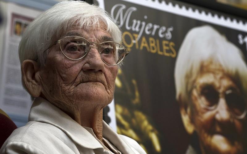 El legado de Luisa Cuesta, «un ejemplo a seguir»
