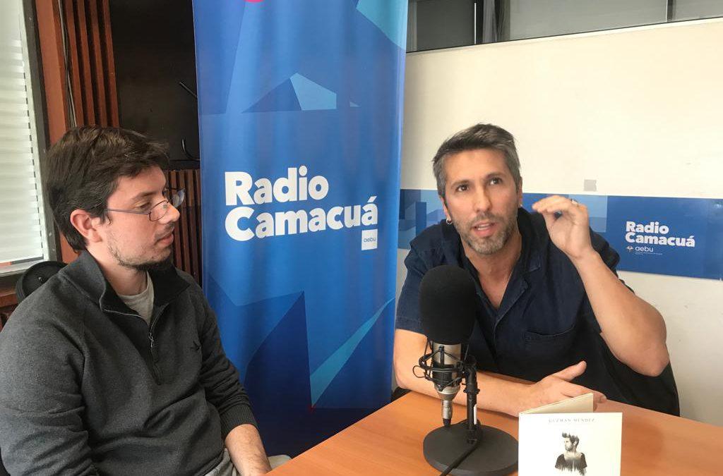 Guzmán Mendez y Lila Esencial en Sala Camacuá