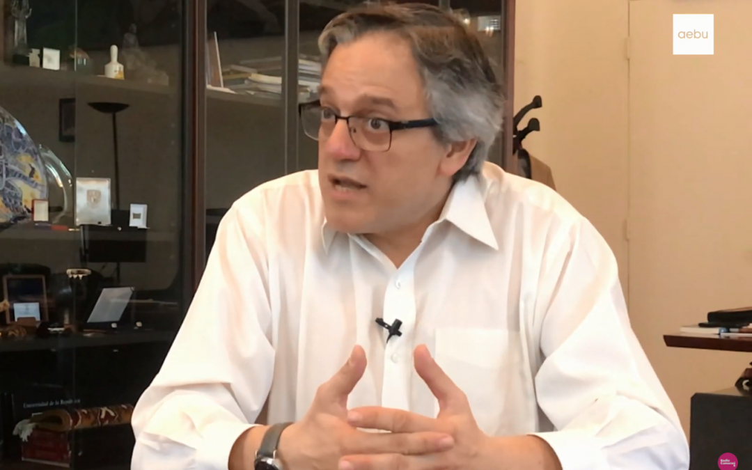 Rector sobre reforma: «este enfoque no es bueno para un problema serio en Uruguay»