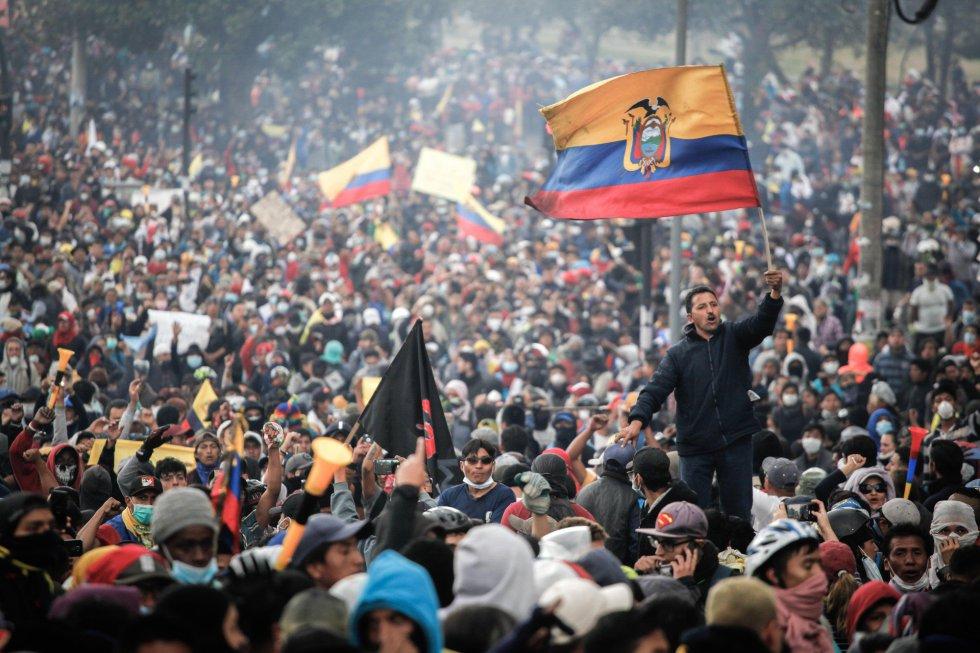 ¿Qué está pasando en Ecuador?
