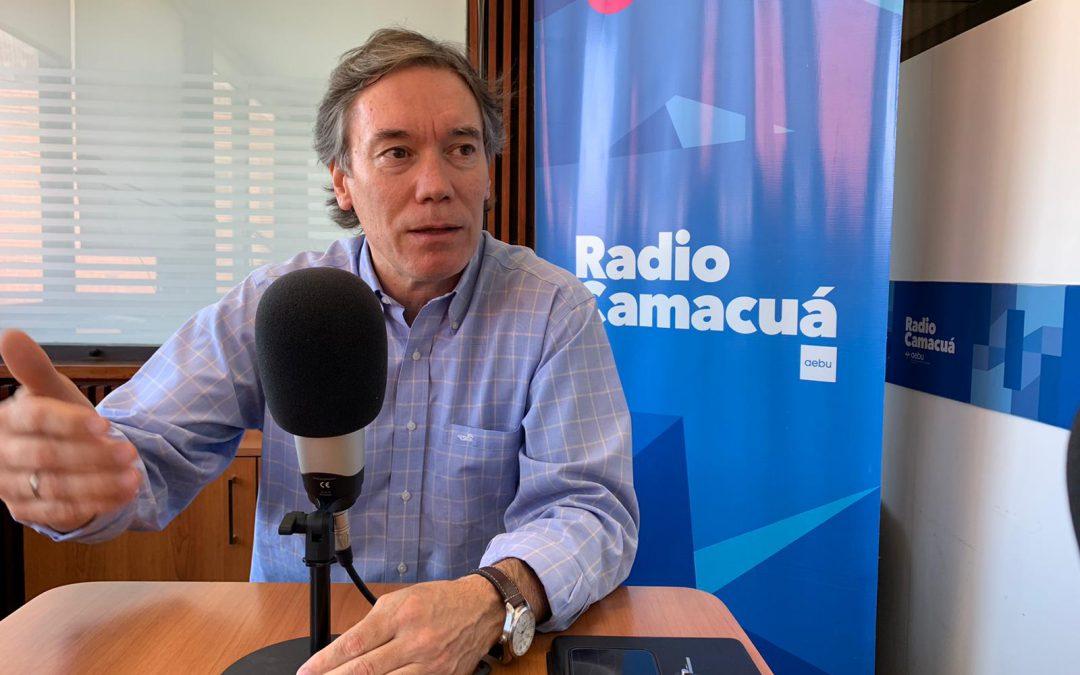 Vallcorba sobre cambios de LUC: «¿Alguien puede defender que la venta de una casa por 100 mil USD se pueda hacer a través un maletín con efectivo?»
