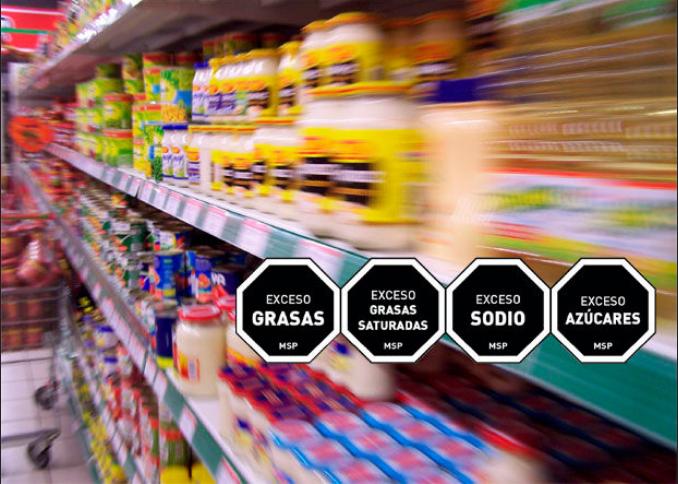 Gobierno mantiene en suspenso etiquetado de alimentos