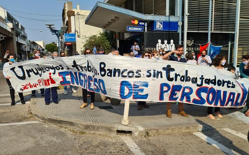 Banca Oficial se movilizó en Soriano y se reunirá con la OPP