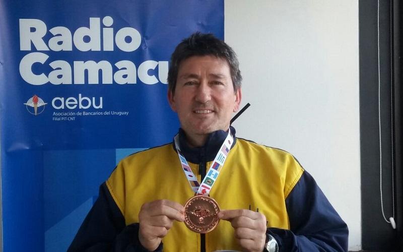 Karate de AEBU multipremiado en Chile