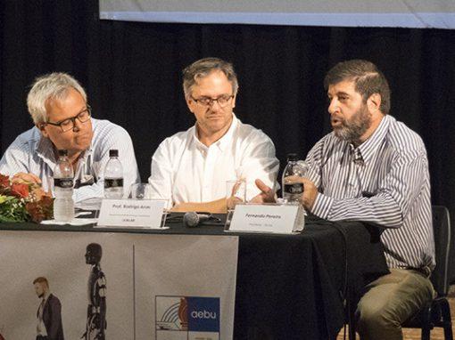"""Rodrigo Arim: """"Las políticas públicas deben proteger al trabajador"""""""