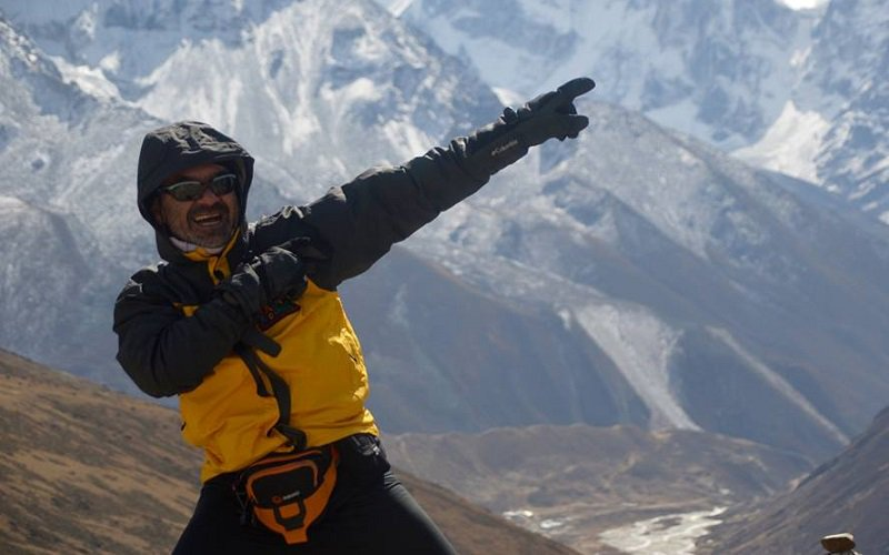 De Artigas al Everest