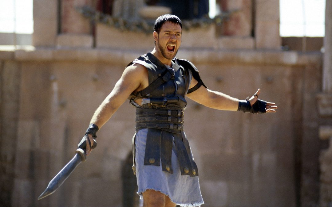 Gladiador y los Premios Óscar a lo mejor del 2000