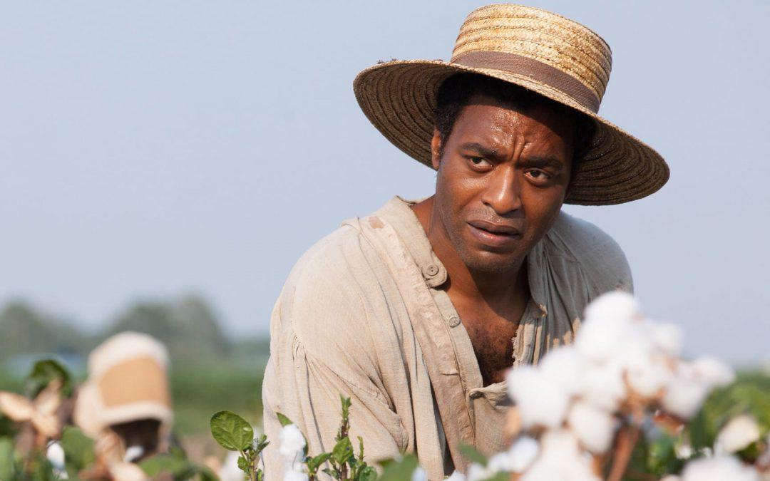 12 años de esclavitud y los Premios Óscar a lo mejor del 2013