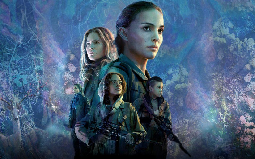 Annihilation, la última producción de Netflix