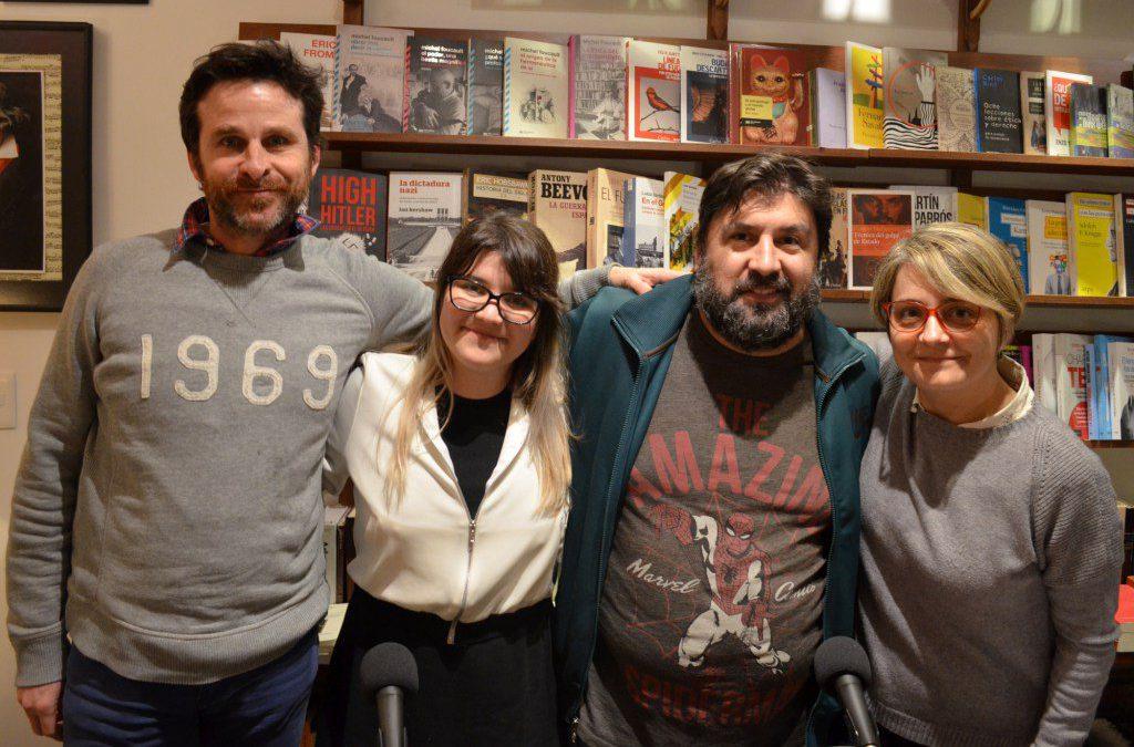 Entrevista a Natalia Mardero en El Triángulo Obtuso