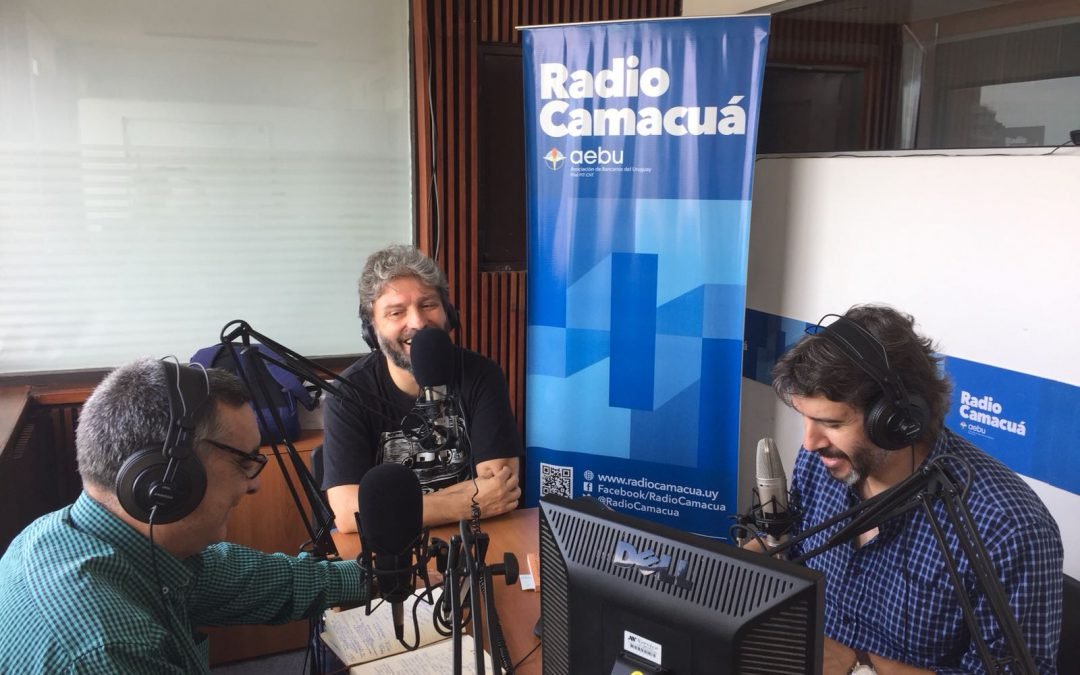 Música popular, cultura y libros: charlamos con Eduardo Rivero