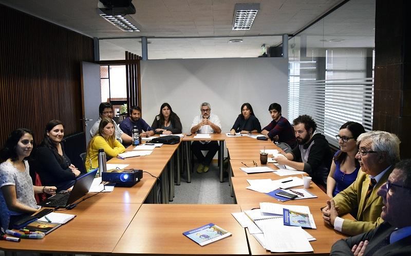 Capacitadores se forman para dar talleres de inclusión financiera