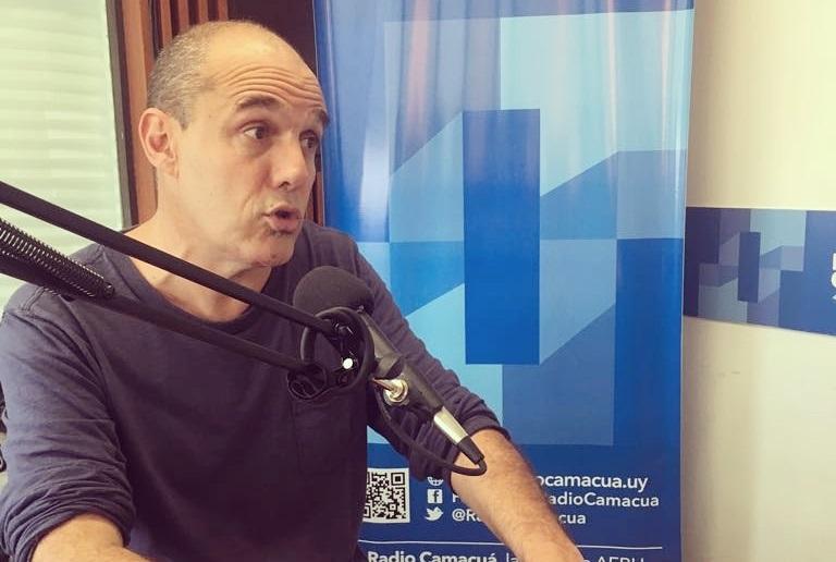 Rafael Antognazza: «Mis primeros recuerdos artísticos en mi vida son en AEBU»