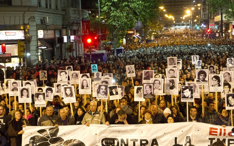 Familiares de desaparecidos convocan a una nueva Marcha del Silencio