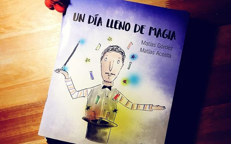 La vida de un mago hecha libro