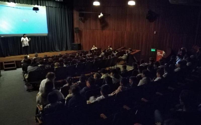 La Sala Camacuá apuesta al cine