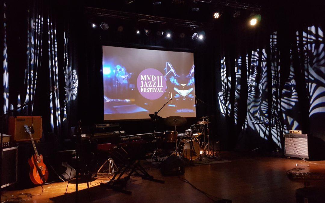 MVD Jazz Festival II en vivo por Radio Camacuá