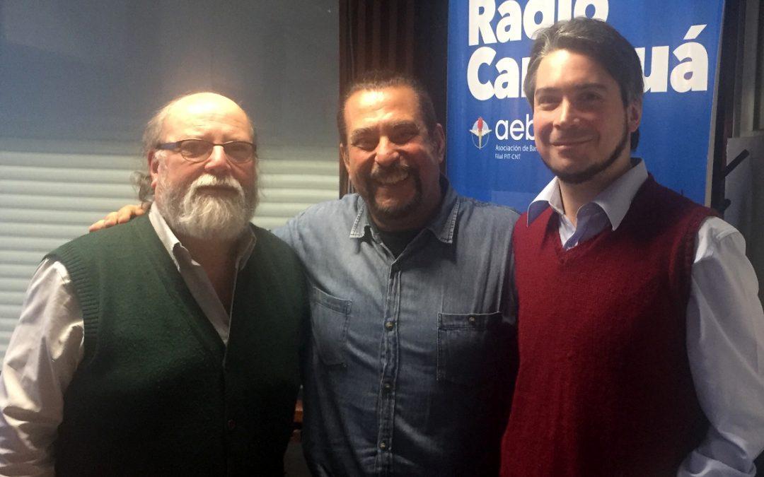 Un misionero entre el teatro y la narración: Entrevista a Jorge Meoni