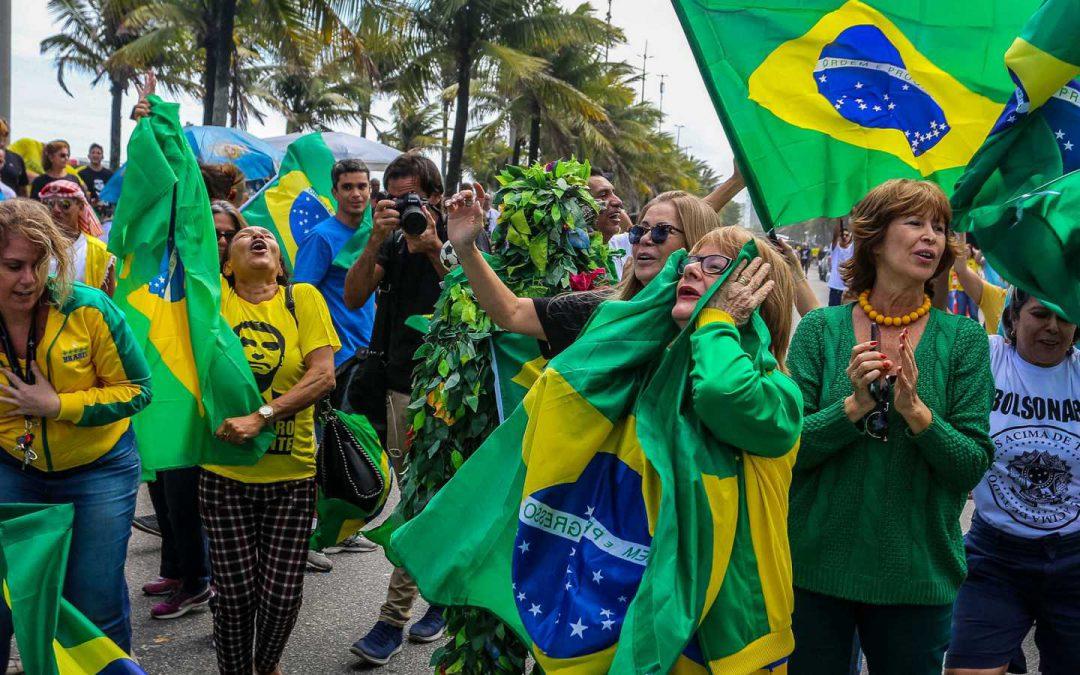 Elecciones en Brasil. La injerencia de las empresas y las Fake News en el resultado final