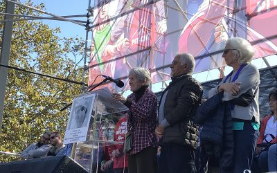 1 de mayo: Escuchá qué dijeron Familiares de Uruguayos Desaparecidos