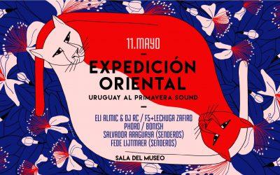 Con delegación paritaria Uruguay irá por primera vez al Primavera Sound en Barcelona