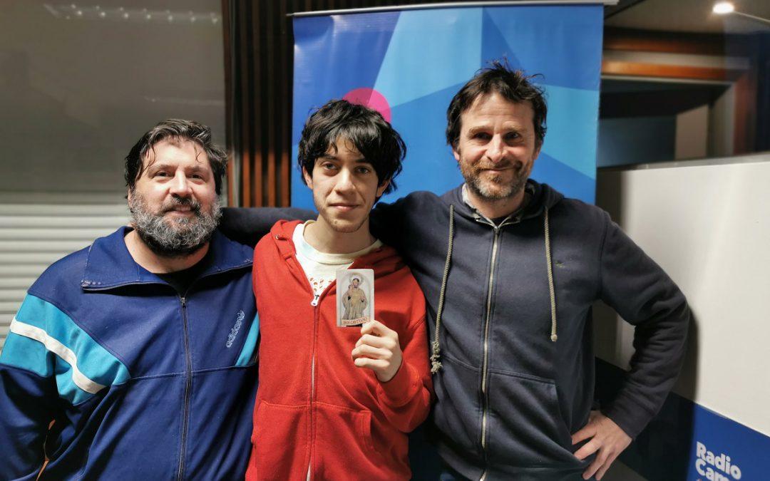 Federico Morosini estrena lo nuevo de Julen y la gente sola