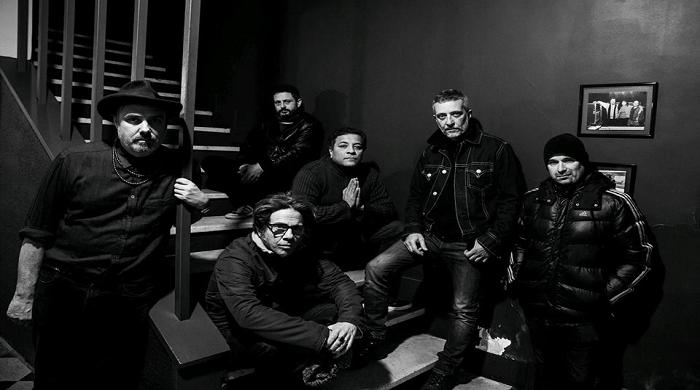 Chillan las bestias adelanta temas de su próximo disco en Sala Camacuá