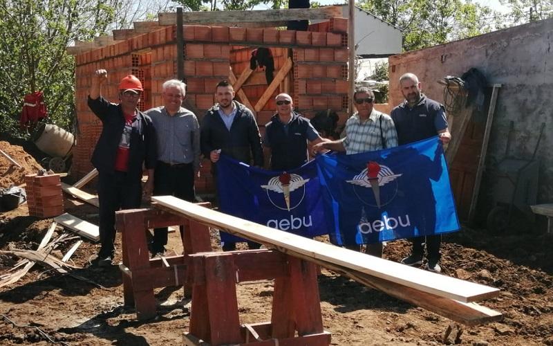 Comenzaron obras de policlínica en Artigas apoyada por AEBU